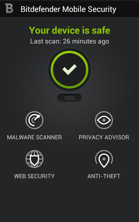 Get Bitdefender Mobile Security for your phone and avoid your privacy being violated