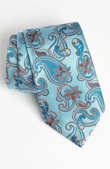 Ermenegildo Zegna Woven Silk Tie available at Nordstrom.