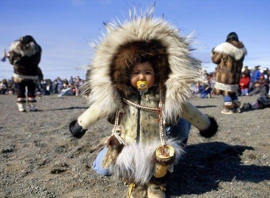@brooke miller: Eskimo Baby, Cutest Baby, American Indian, Funny Pictures, Up North, Baby Winter, Traditional Dresses, Future Baby, Kid