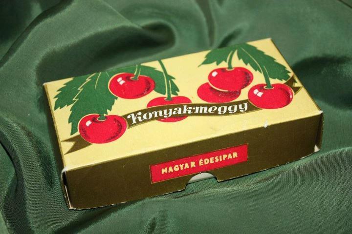 Hungarian Chocolates-Konyakmeggy