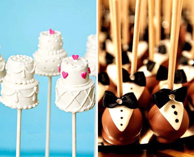 wedding cake pops!  tartas para bodas  reposteria bodas  cake boda pastel  getmarried