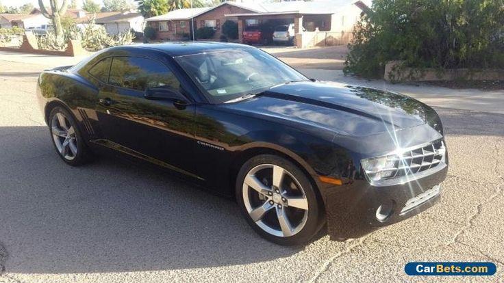 2011 Chevrolet Camaro 2LT #chevrolet #camaro #forsale #unitedstates