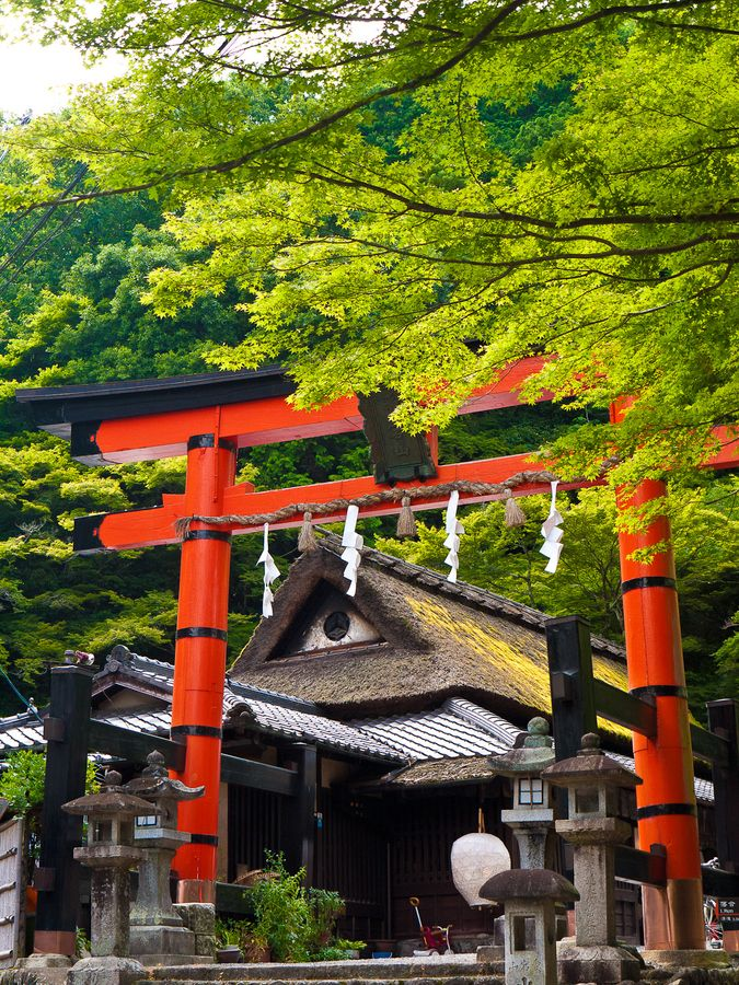 Another site I saw while in Kyoto.Japan.*-*.