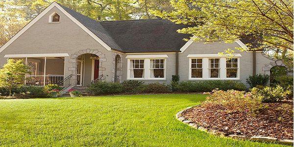 Exterior Home Design with Revive Exterior Trim
