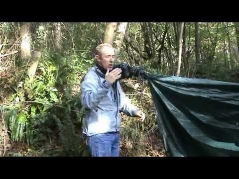 DD Hammocks XL Tarp - YouTube