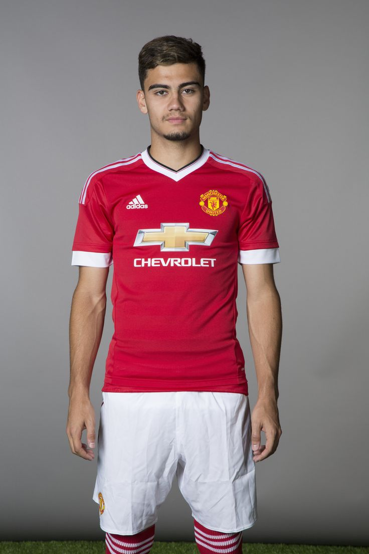 Andreas Pereira - Manchester United profile - Official ...