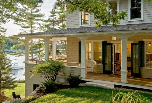 porchWraparound Porch, Lake Houses, Dreams Home, Beach House, Lakes House, Dreams House, Wrap Around Porches, Wraps Around Porches, Front Porches