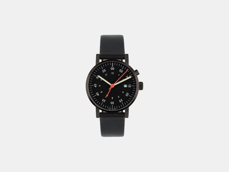 Another Swedish-designed brand you might not have heard of, we can't see this brand staying under the radar for long. The VO3D comes in five different colourways – and we want all of them. 165 € (free shipping worldside), Void Watches
