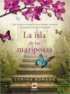 Descargar La isla de las mariposas Kindle, PDF, eBook, La isla de las mariposas by Corina Bomann Kindle, Gratis