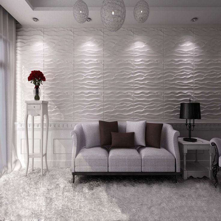 32 sq ft 3d panels dunes wall wainscot panels 02116 on wall panels id=49347