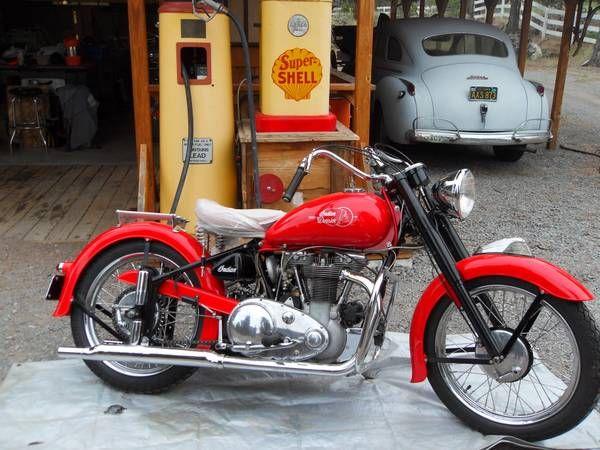 Toyota Of Rockwall >> restored 1951 Indian Warrior | Motorcycles | Pinterest ...