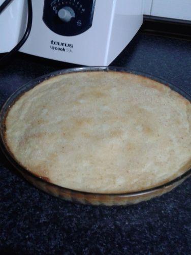 Pastel de bacalao para #Mycook http://www.mycook.es/receta/pastel-de-bacalao/