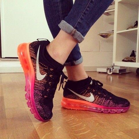 Nike Flynit Air Max Femmes - Pin 140315344614465271 Coupon