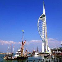 Portsmouth city centre