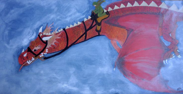 Jack Skyrider And His Dragon … Bernard, a very young dragon was out and about searching for friends, high and low, when he spied Jack through a window serving time, building Lego one rainy night … …