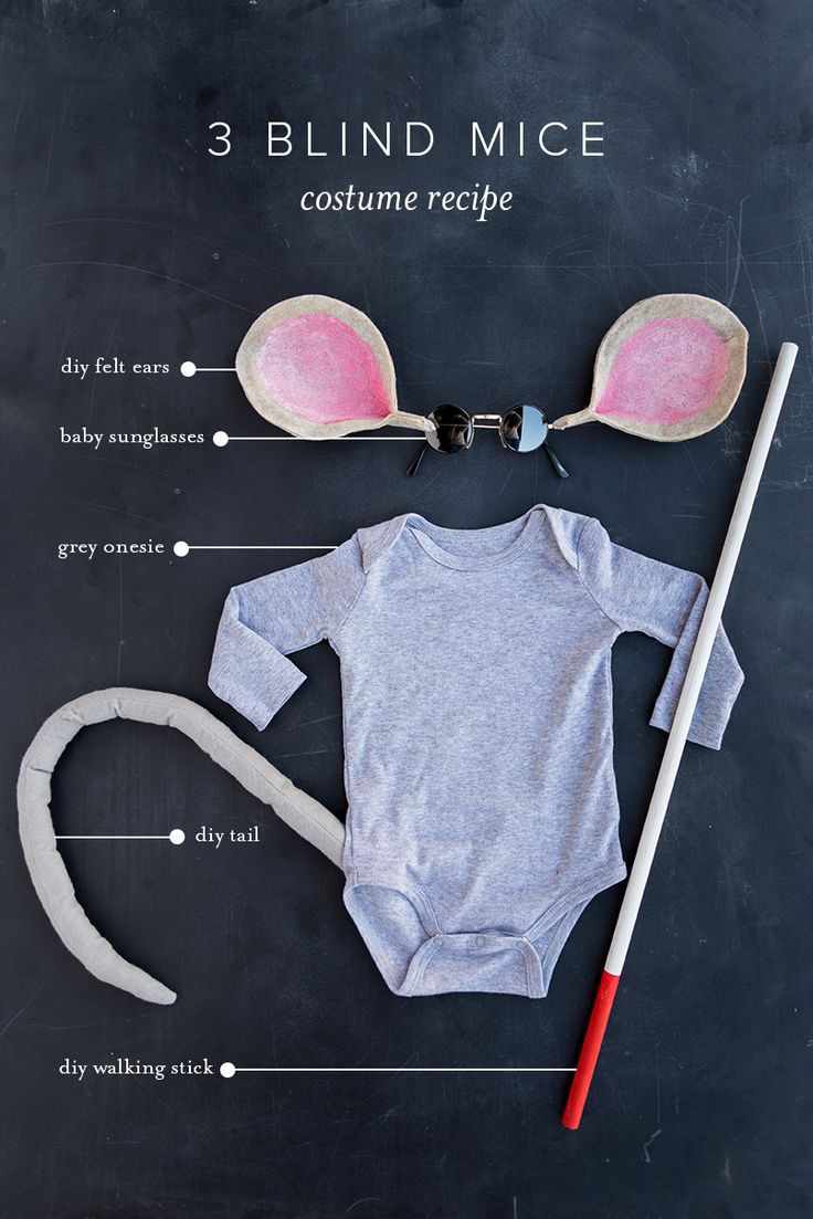 4 easy Halloween costumes for your baby - The House That Lars Built
