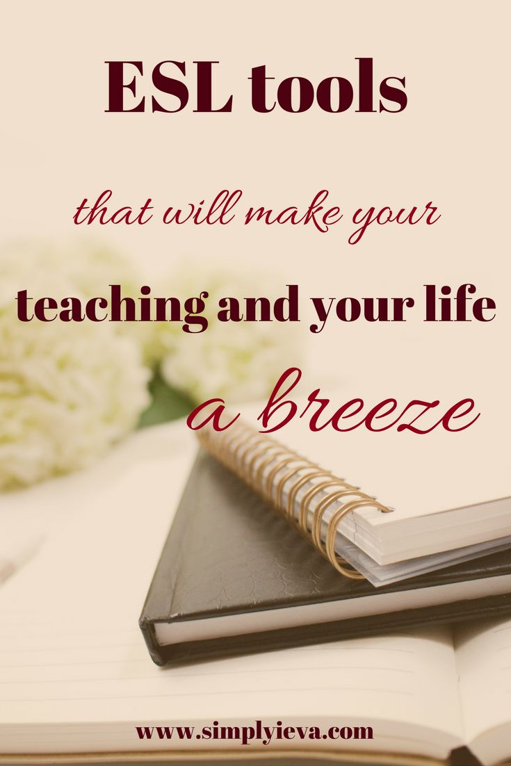 ESL teaching tools, ESL/ELL teaching resources, ESL lesson plans, ESL teaching essentials #esl #ell