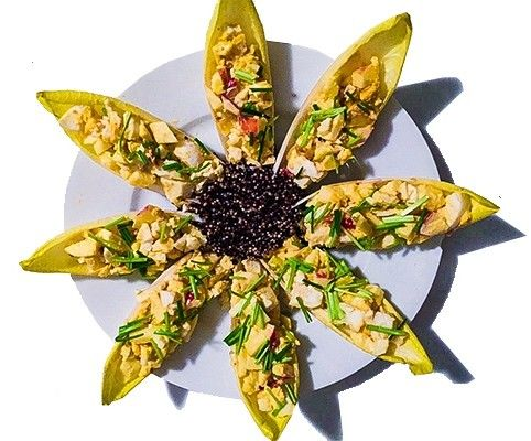 Ontdek dit gemakkelijke, snelle en gezonde witlof quinoa recept! Dit recept is een plaatje om te serveren, bekijk hier de witlof quinoa bloem!