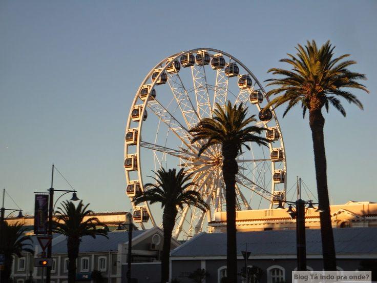 Roda-gigante Wheel of Excellence - Cidade do Cabo