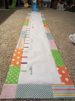 Life Is Just a Bowl of Cherrys: Fabric Growth Chart Tutorial