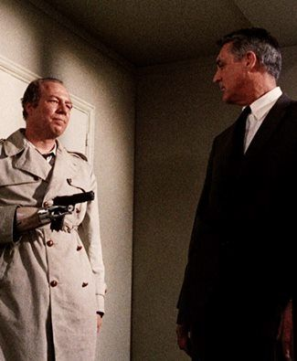 george kennedy charade - photo #2