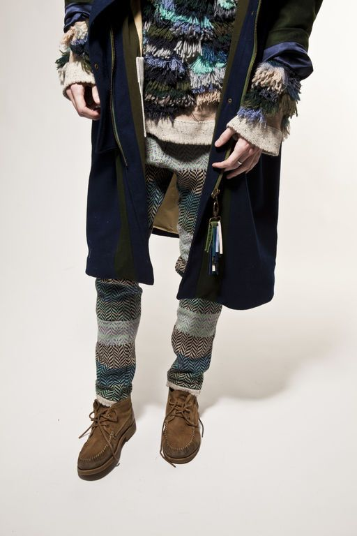 FMP - Urban Street folk knit