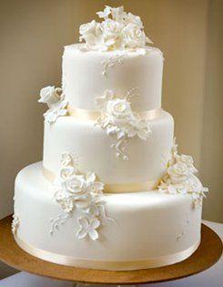 #wedding #cake