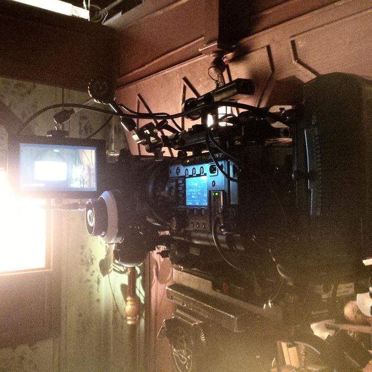 """#RIGSHOTS @FocusPulling: """"Jour 03 de tournage #motelmonstre dans la zombibliothèque"""" by @grondin506"""