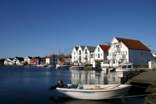 Island of Karmoy, Norway