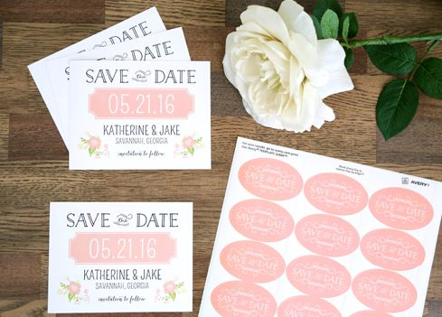 design your own save the date cards perfect finishing create your own