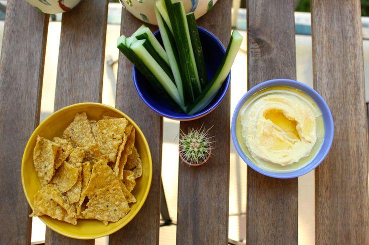 Recipe: Home Made Hummus