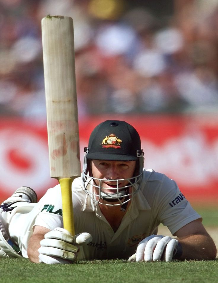 """Fifteen years of Australian domination: 1989-2003 """"We can open up some old scars,"""" Steve Waugh said before the 2001 Ashes. He did that, but also sustained a self-inflicted injury, tearing his calf muscle at Trent Bridge. He insisted on playing the final Test, his last Test appearance on English soil, and hobbled to 157 not out in an innings win"""