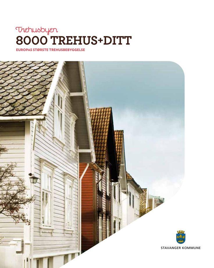 8000 TREHUS+DITT
