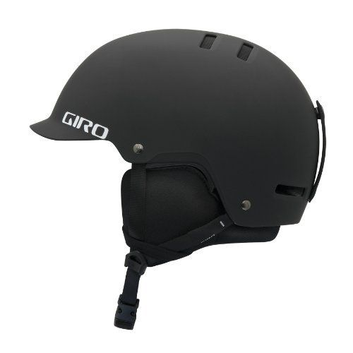 Giro Surface Snow Helmet (Matte Black, Large) by Giro. $84.95