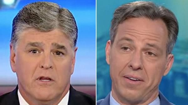 Sean Hannity's Attempt To Slam Jake Tapper Blows Up In His Face