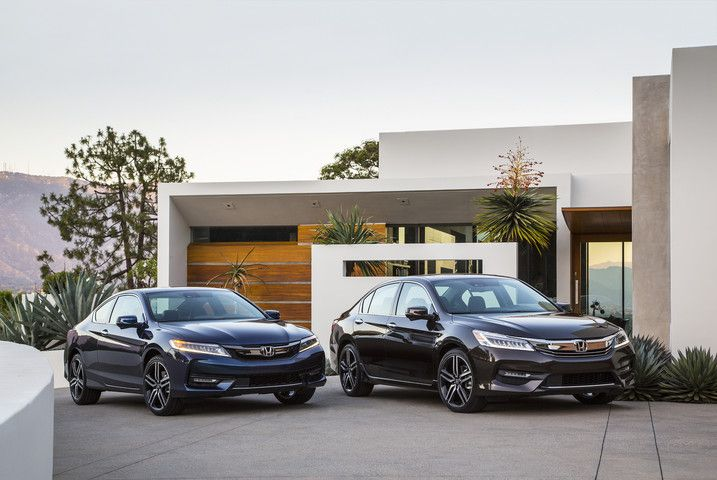 Honda Accord Wins A Record Cars Award From Car And Driver Magazine Recognized More Than Any Other Model In The Magazines History