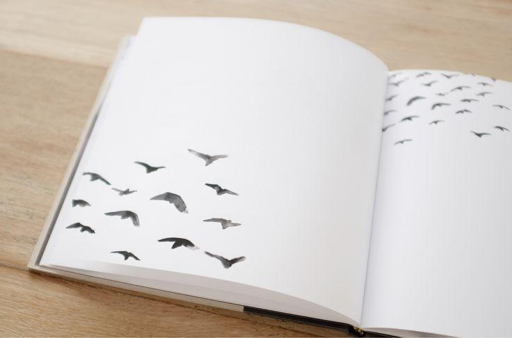 bookmaking: wander & wistful