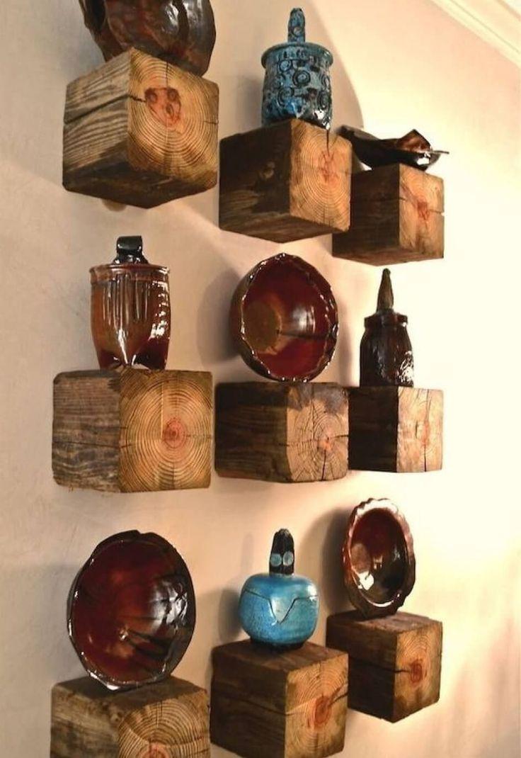 34 Altholz DIY-Projekte, die Sie zu Hause machen können