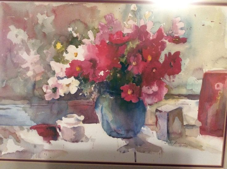 34 best images about judy buswell artwork on pinterest for Oregon craft floral