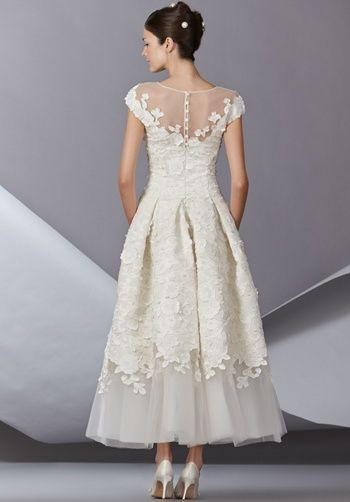 Carolina Herrera Wedding Dresses @Sarah Chintomby Chintomby Helt I feel like you would like this
