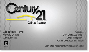 Best Business Cards Images On Pinterest Business Card Design - Century 21 business cards template