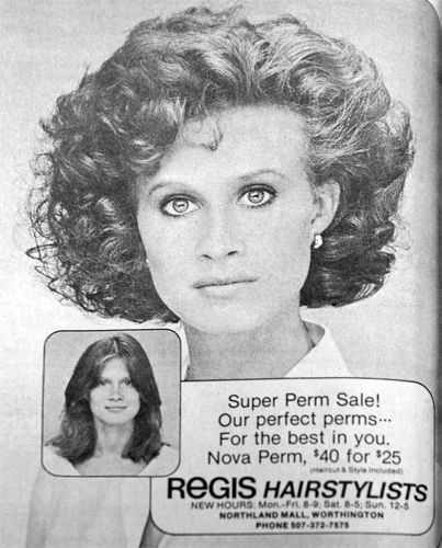 1985: Big Perm, Before and After
