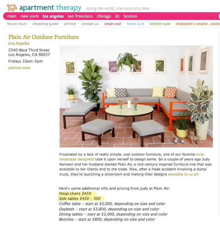 Outdoor Furniture Los Angeles Ca beautiful radiant heated concrete benches