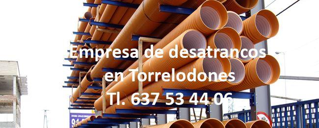 Somos una empresa de desatrancos en la localidad de Torrelodones, Madrid. Realizamos todo tipo de limpiezas de tuberías, desagües y obras de pocería.  Somos poceros expertos con más de 20 años de experiencia en el sector. Siempre usamos métodos limpios con el medio ambiente y los últimos métodos en pocería para resolver atrancos sin realizar ningún tipo de obra.