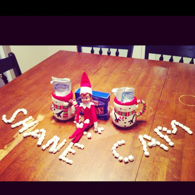 So doing this!!!! Love it