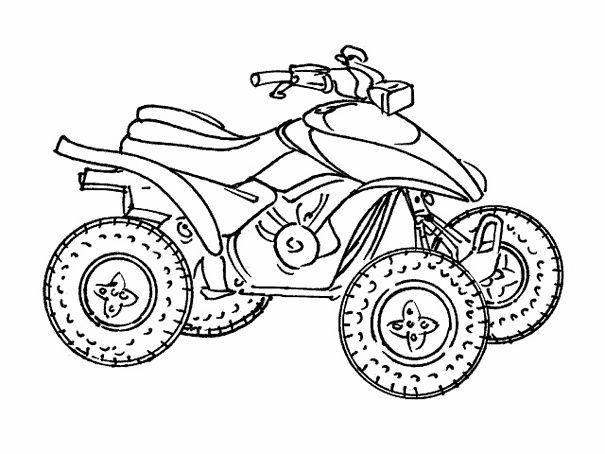 15 Elegant De Dessin Moto Facile Collection Dessin Moto Facile Dessin Moto Coloriage Quad