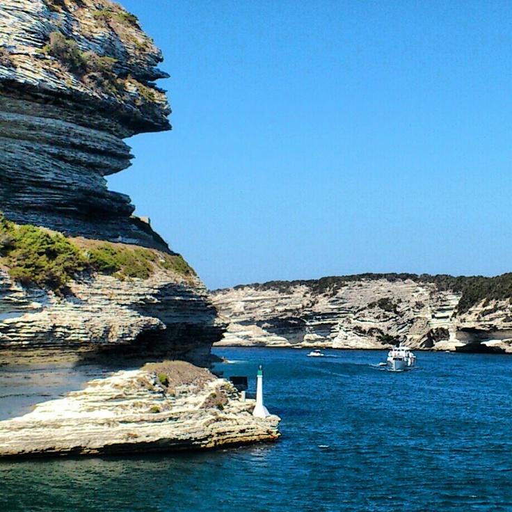 Bonifacio, Corsica - Amazing <3  my photo