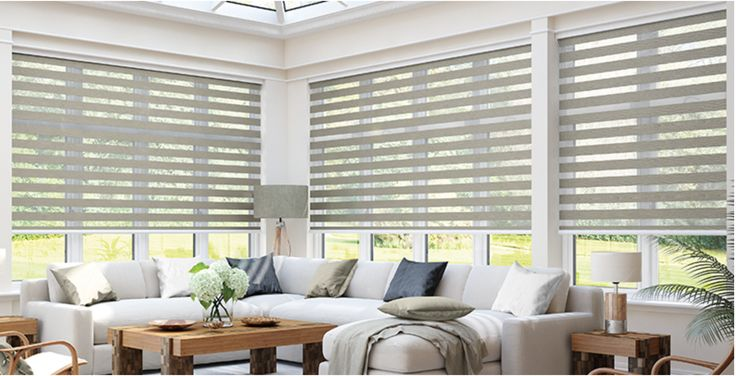 Louvolite Vision blinds – 'Tuscany', Mink – by Blinds Online Ltd – blindsonline.net.nz