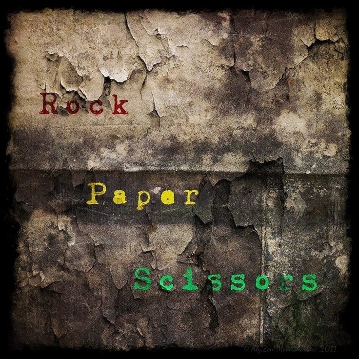 ROCK PAPER SCISSORS is the debut album by ROCK PAPER SCISSORS, a band made up of 6 former bank employees who shared a passion for good music, and who just so happened to have the perfect combination of talents to enable them to leave their day jobs and concentrate full-time on making music.  Be inspired!