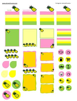 Get your planner ready for the new year with these awesome free planner printables!
